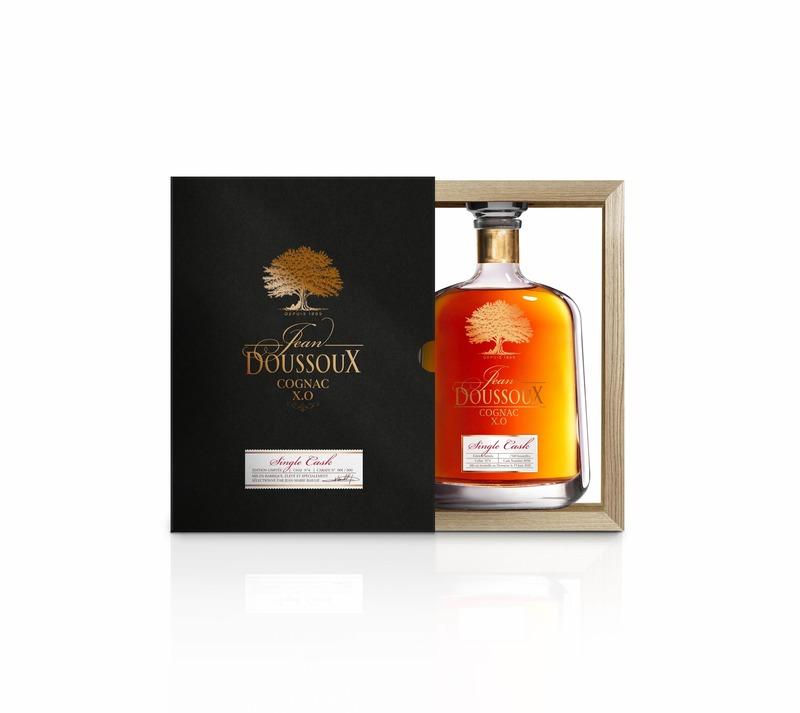 Coffret Cognac XO Single Cask N°89 Edition Sur Limitée - Le Domaine du Chêne