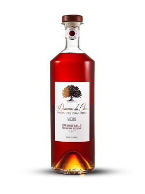 Pineau des Charentes Mono Cépage Vieux Rouge Merlot Noir