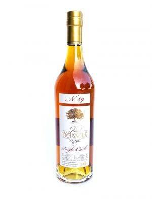 Cognac XO Single Cask N°89 Édition Limitée - Le Domaine du Chêne