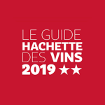 Le guide Hachette des vins 2019 - Deux étoiles
