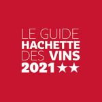 Le guide Hachette des vins 2021 - Deux étoiles