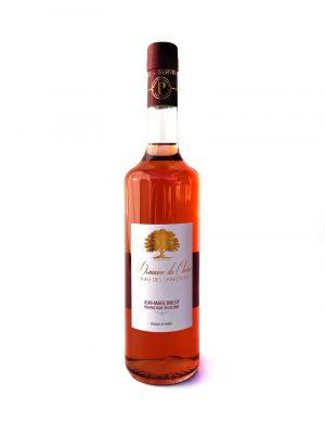 Pineau des Charentes Rosé Cabernet - Le Domaine du Chêne