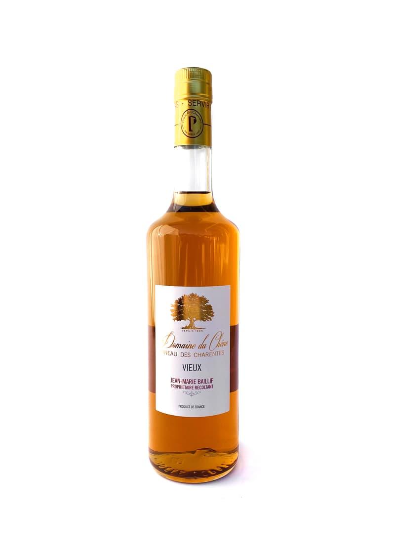 Pineau des Charentes Vieux Blanc - Le Domaine du Chêne