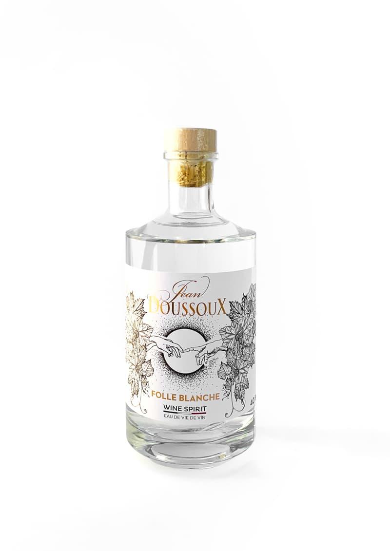 Wines Spirit Eau-de-Vie Folle Blanche - Le Domaine du Chêne