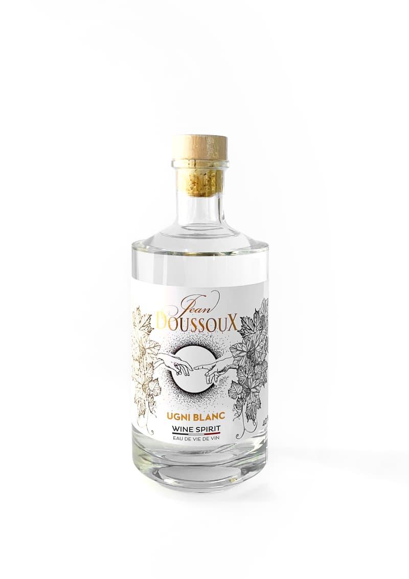 Wines Spirit Eau-de-Vie Ugni Blanc - Le Domaine du Chêne